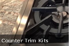Counter Trim Kits