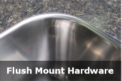 Flush Mount Hardware