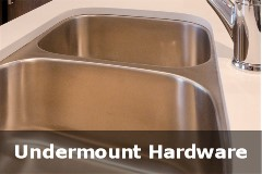 Undermount Hardware and Tools