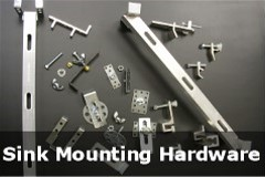 Built InCuttingBoard CuttingBoards Organizers SinkMountingHardware