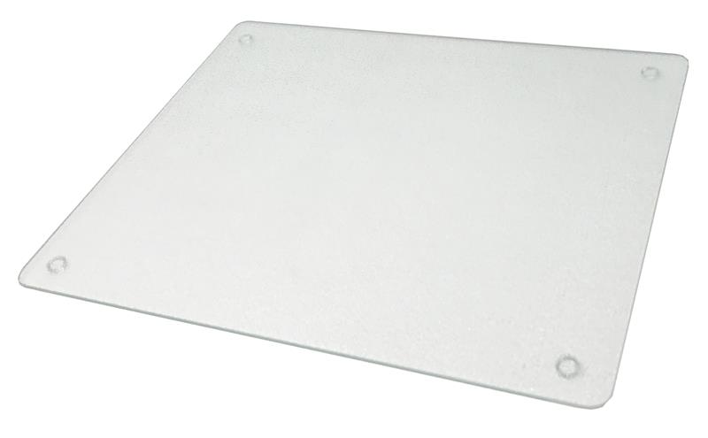 20 X 16 Clear Surface Saver Tempered Glass Cutting Board