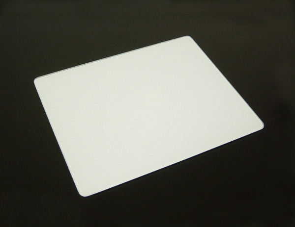 15 x 12 corelle white with enhancements tempered glass cutting board - Decorative tempered glass cutting boards ...