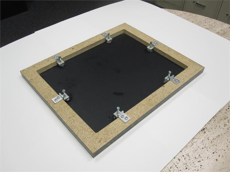 20 X 16 Built In Flush Mount Surface Saver